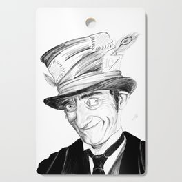 Mad Hatter Cutting Board