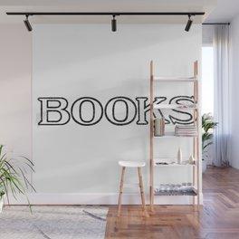 Books Wall Mural