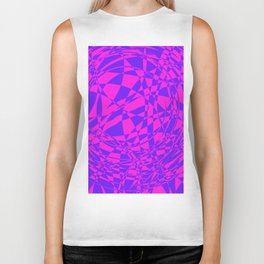 arcs, abstract 3.2 Biker Tank