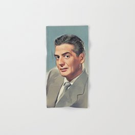 Victor Mature, Movie Legend Hand & Bath Towel