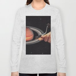 Galactic DJ Long Sleeve T-shirt