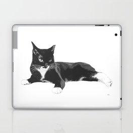 City Cat Laptop & iPad Skin
