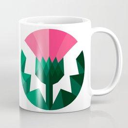 Thistle 3D Coffee Mug