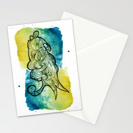 The Rapture. Stationery Cards