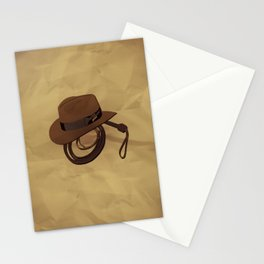 Raiders! The Musical Stationery Cards
