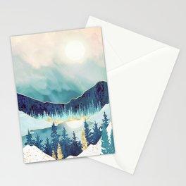 Sky Reflection Stationery Cards