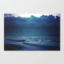 Dark Seas Canvas Print