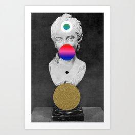 Orbit 20 Art Print