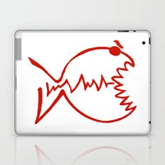 red fish Laptop & iPad Skin