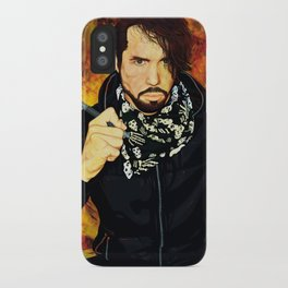 The 21st century Punk Rock Expressionist iPhone Case