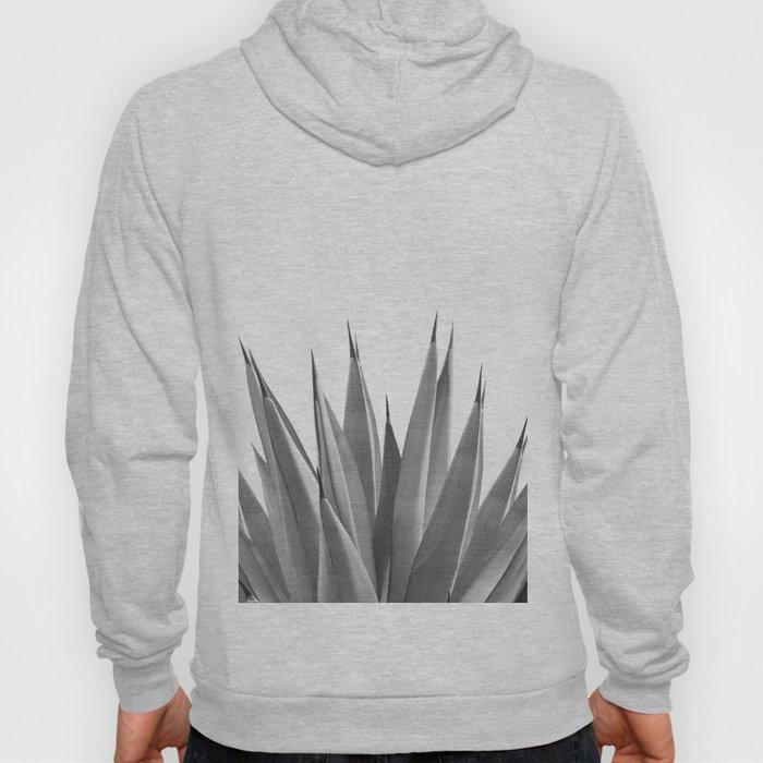 Gray Agave Dream #1 #tropical #decor #art #society6 Hoody