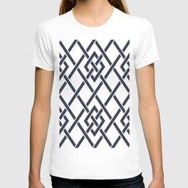 Yacht style pattern #1 T-shirt