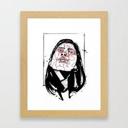 Too Poor For Pop Culture III Framed Art Print