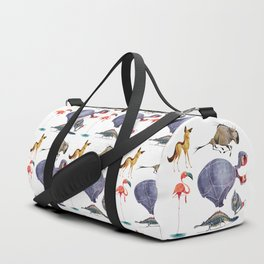 African animals 3 Duffle Bag