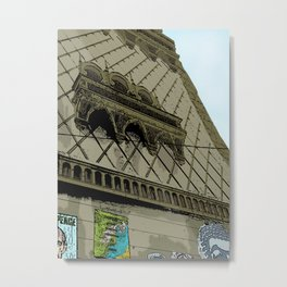 Hosier Lane Metal Print