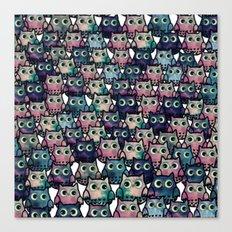 owl-98 Canvas Print