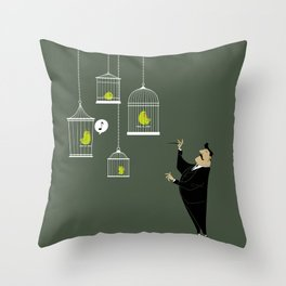 Music director Throw Pillow