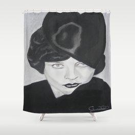 Silent Glamour Shower Curtain