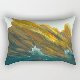 Spanish Seas Rectangular Pillow
