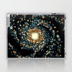 Pinwheel Galaxy M101 (8bit) Laptop & iPad Skin