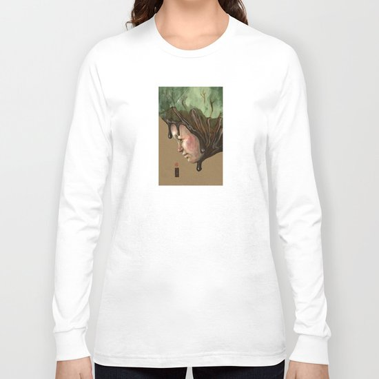 Ice Cream , Nature, and Life Long Sleeve T-shirt