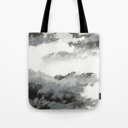 clouds_december Tote Bag