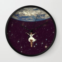 Let It All Go Wall Clock