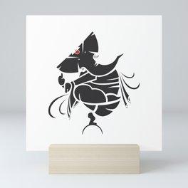 Lord Ganesha Mini Art Print