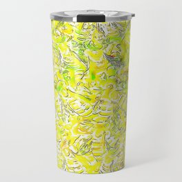Bees In The Trap Travel Mug