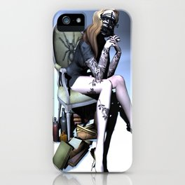 Horror Story iPhone Case