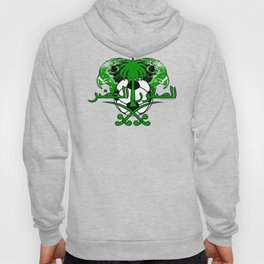 Saudi Arabia الصقور الخضر (Green Falcons) ~Group A~ Hoody