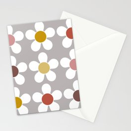 Spring Daisies Stationery Cards