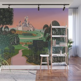 Dream for a Castle Wall Mural