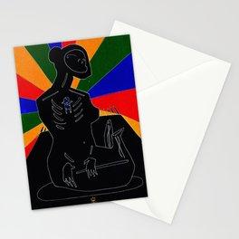 Virgo Nocturne Stationery Cards