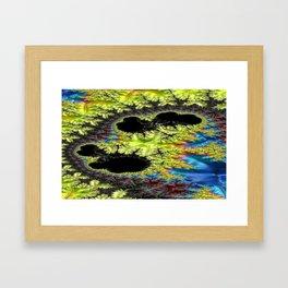Disbelieving Incisor 2 Framed Art Print