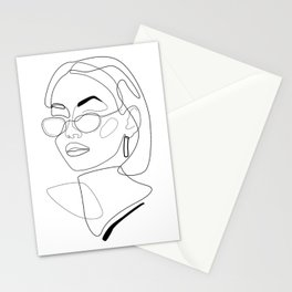 90s Look Stationery Cards