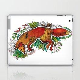Hi! my name is Fox Laptop & iPad Skin