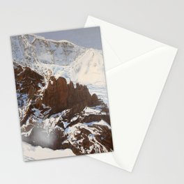 Jagged Stationery Cards