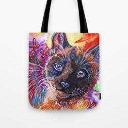 Technicolor Tote Bag