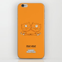 Jeebee Heebee iPhone Skin