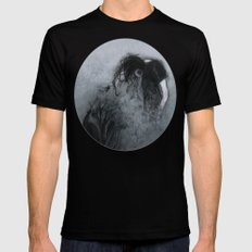 DISINTEGRATION Mens Fitted Tee Black SMALL
