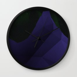 Stetinden Wall Clock