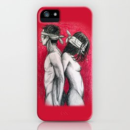 firing squad iPhone Case
