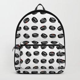 I LOVE HOCKEY!!! Backpack