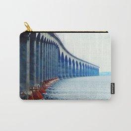 Confederation Bridge New-Brunswick Carry-All Pouch