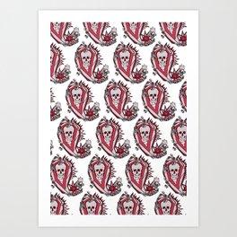 Drink Up Me Hearties! Art Print