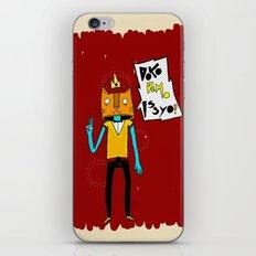 DOKO DEMO ISSYO iPhone & iPod Skin