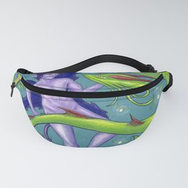Fairy and Dragon Fanny Pack