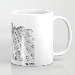 Edificio España - Madrid (Spain) Coffee Mug