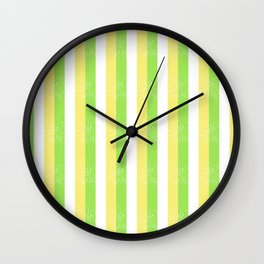 Perfumed Pattern Wall Clock
